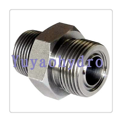 Hydraulic Fittings Elbow Orfs /Adjustable End SAE-Orb