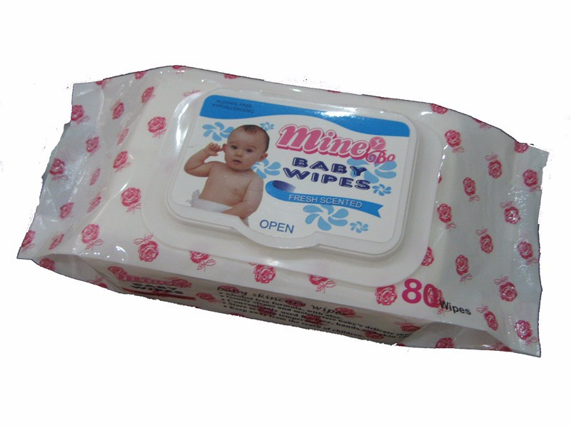 Fragrant Organic Baby Wipes