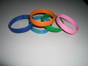 Fashion Silicone Rubebr Bracelet
