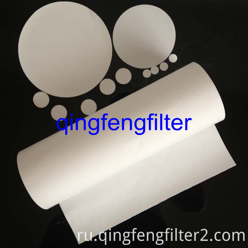 N6 and N66 Filter Paper