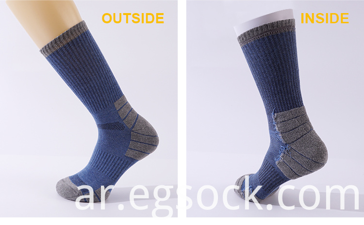 Running Compression Football Soccer Crew Socks