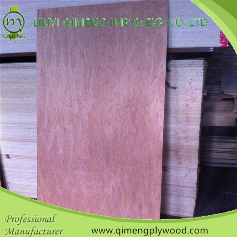 3'x6', 3'x7', 3'x8' Bintangor Door Skin Plywood with Poplar Core
