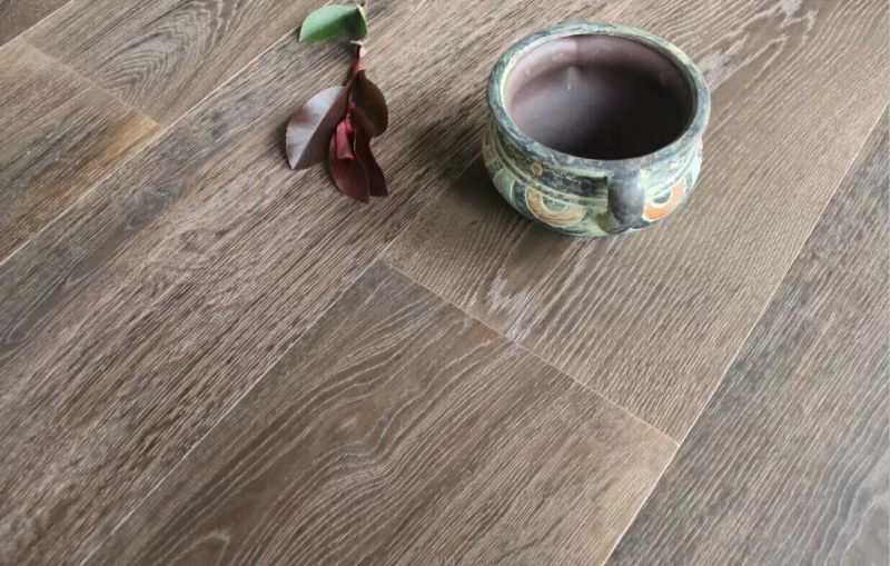 Colorful Oak Engineered Wood Flooring