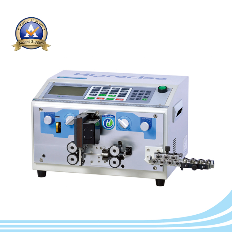High Speed Digital AWG Wire Cutting and Stripping Machine (DCS-230)