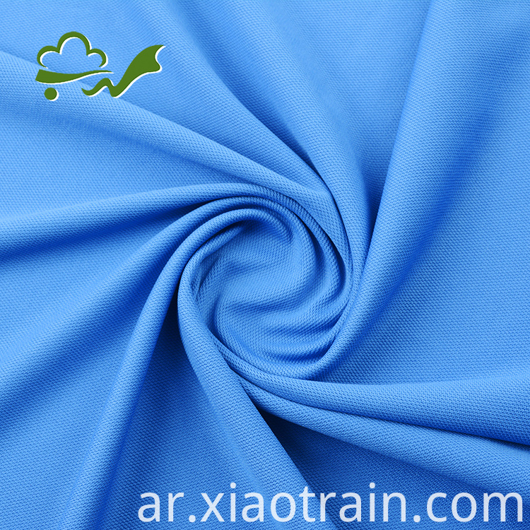 Polyester Polo Fabric