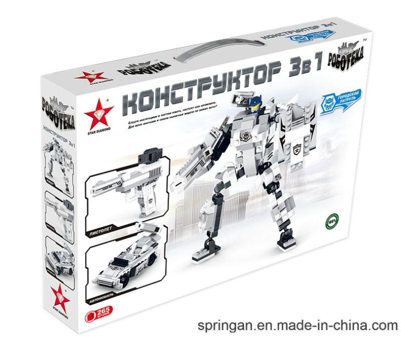 Robotech Series Designer 3in1