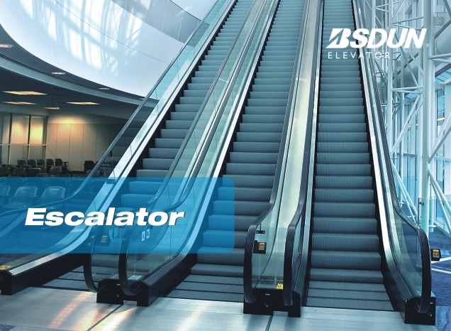 Low Cost Passenger Escalator