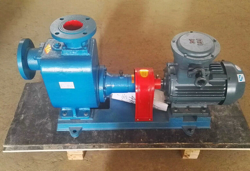 CYZ electric fuel pump driven by electric motor