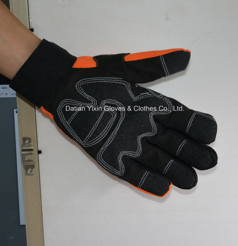 Work Glove-Safety Glove-Industrial Glove-Labor Glove-Mechanic Glove-Gloves
