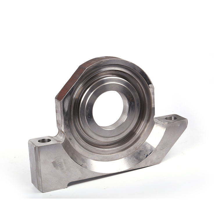OEM customized investment casting auto parts aluminum bearing advance auto parts with lost wax casting