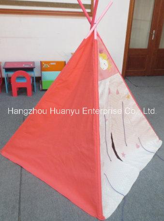 Factory Supply Canvas Kids Princess Tent