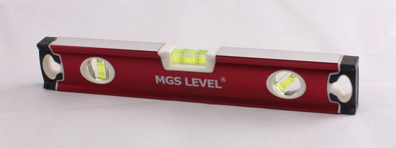 Aluminum Red Professional Box Level (700909)