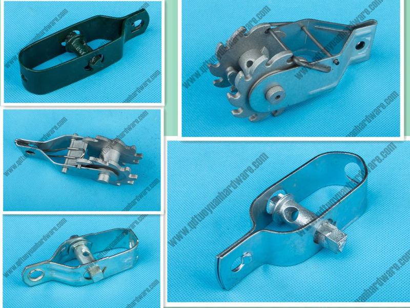 Wire Rope Tensioner Green Painted