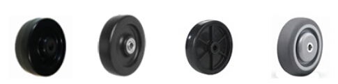 Medium Duty 3 Inch Casters for Hospitals