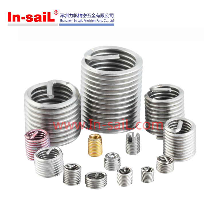 2016 Wholesle Stainless Steel Heli-Coil Inserts Shenzhen Manufacturer