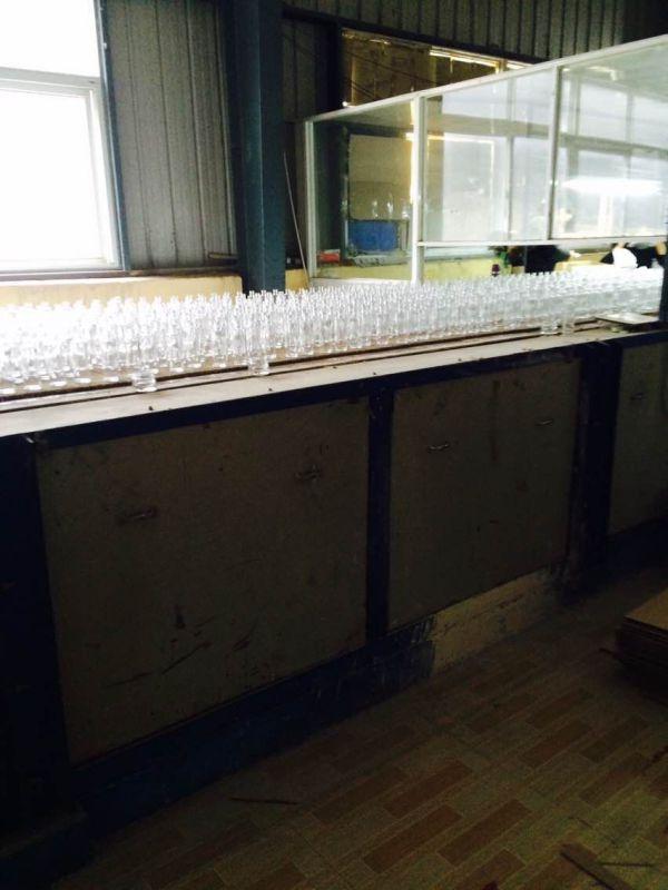60ml Classic French Design Glass Bottle\