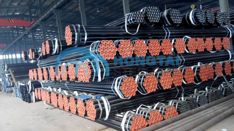 Seamless Pipe Standard ASTM A106 Greade B