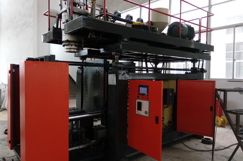 Tonva 30L Extrusion Plastic Bottle Making Machine Price