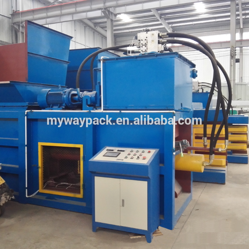 Waster Paper Baling Machine