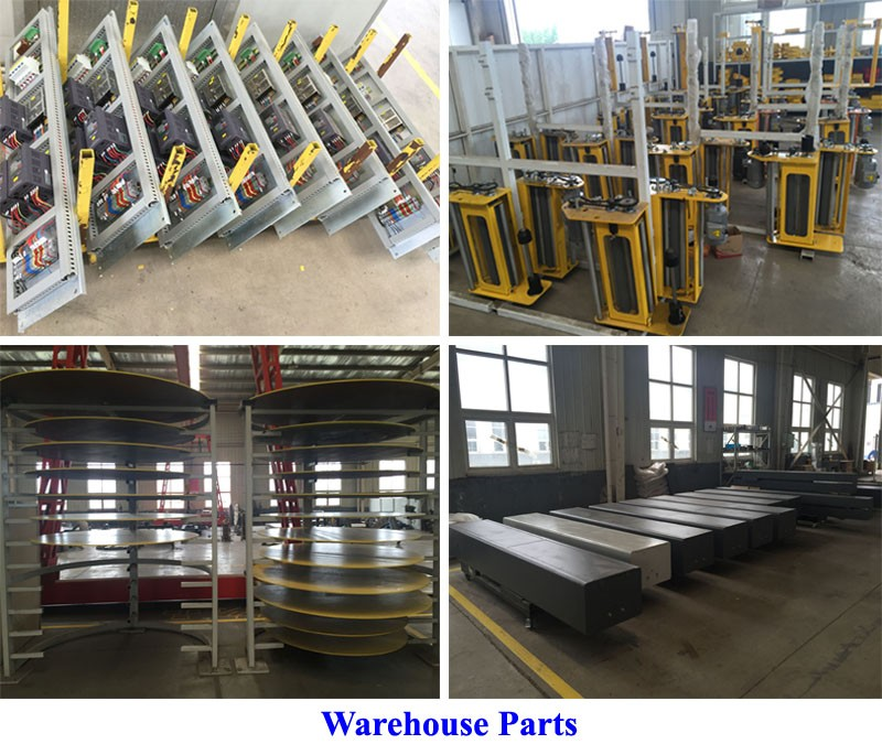 Warehouse Use Pallet Wrapping Machine
