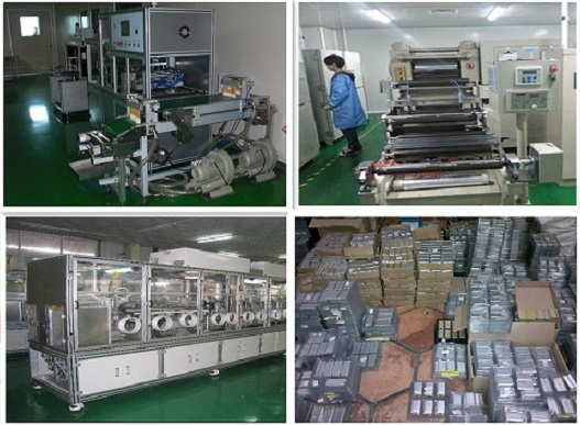 506890 Lithium-Ion Battery Li-Polymer Battery 3.7V 3600mAh