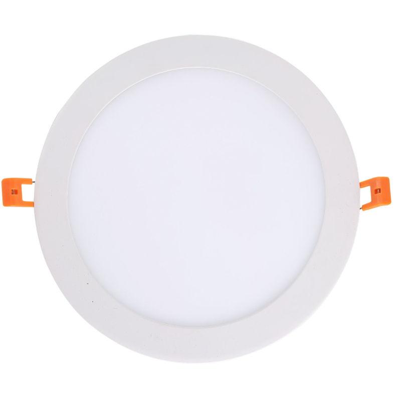 3W/6W/9W/12W/15W/18W/24W Round Recessed LED Panel Light