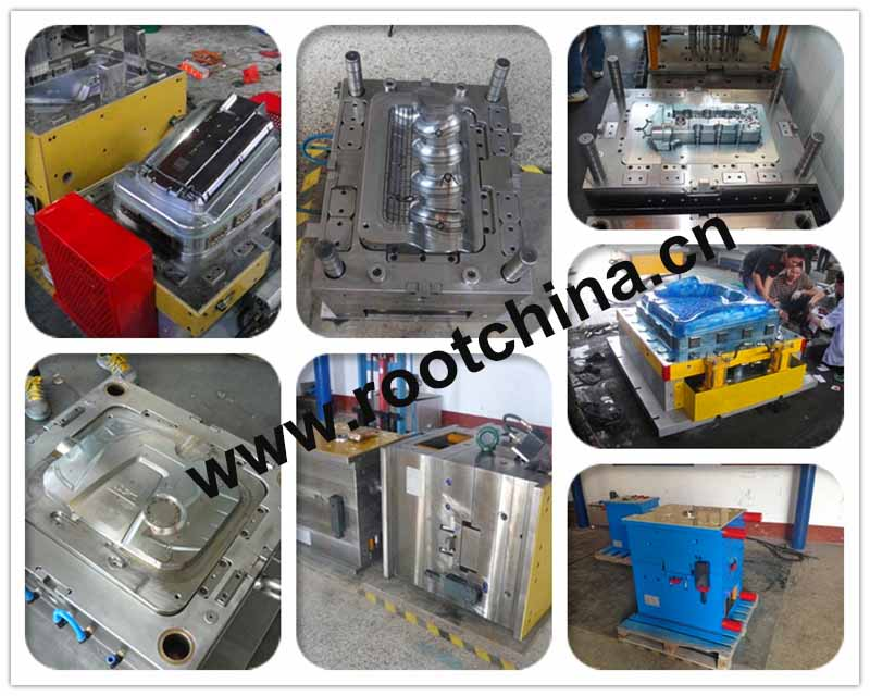 Injection Mould for Packing Plastic Parts