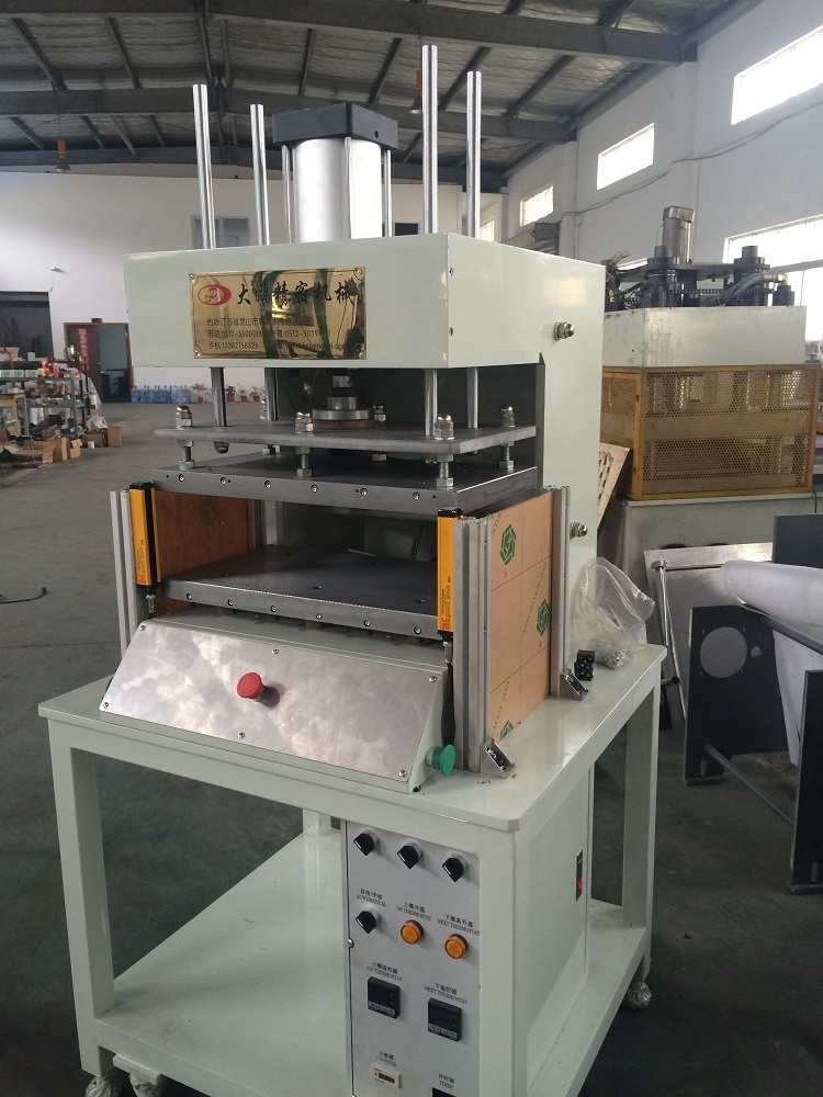 Pneumatic Hot Press Machine with Press Time Controllable