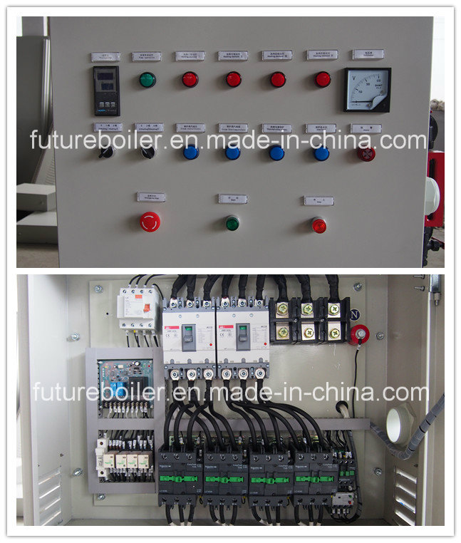 Chinese Electric Steam Boilers (LDR Series)