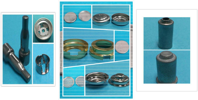 SUS304 Stainless Steel Stamping Parts for Battery