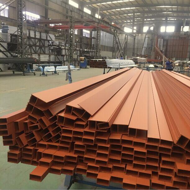 Concrete Wall Panel Aluminum Formwork Building Construction