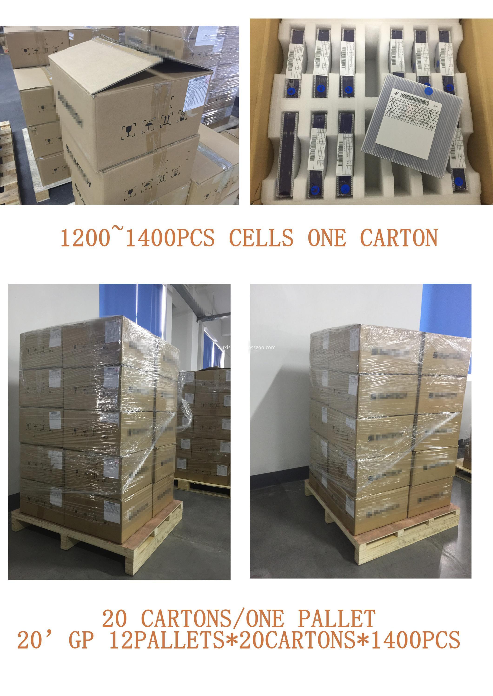 Solar Panel Cell Mono Solar Cell