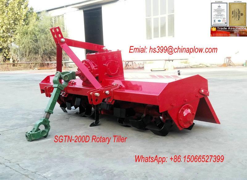 Farm Heavy Duty Tractor Rotary Tiller China Factory Supplier