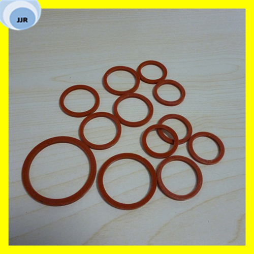 Red Silicone Gasket Oil Seal O Ring for Machine