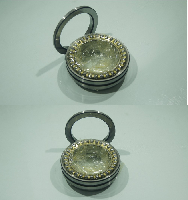 234430m. Sp Two-Way Thrust Angular Contact Bearing with Brass Cage