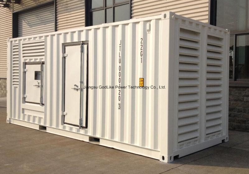 Top Famous Supplier 50Hz 640kw/800kVA Diesel Generator (KTA38-G2B) (GDC800*S)