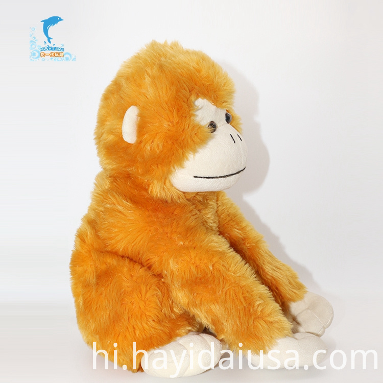 Plush Toy Monkey