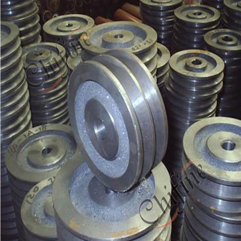 Ductile Iron Motor Drive Pulley