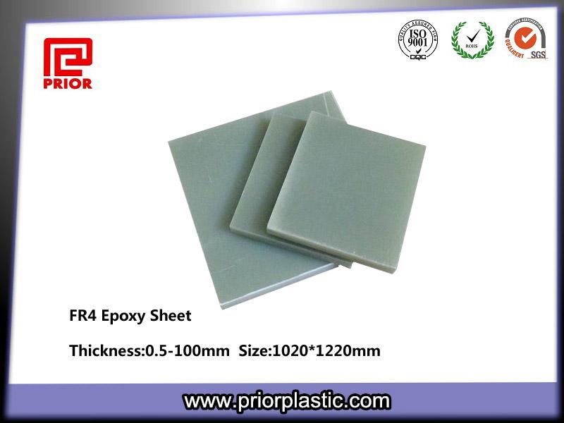 Fr4 G10 Glass Fiber Reinforced Epoxy Natural