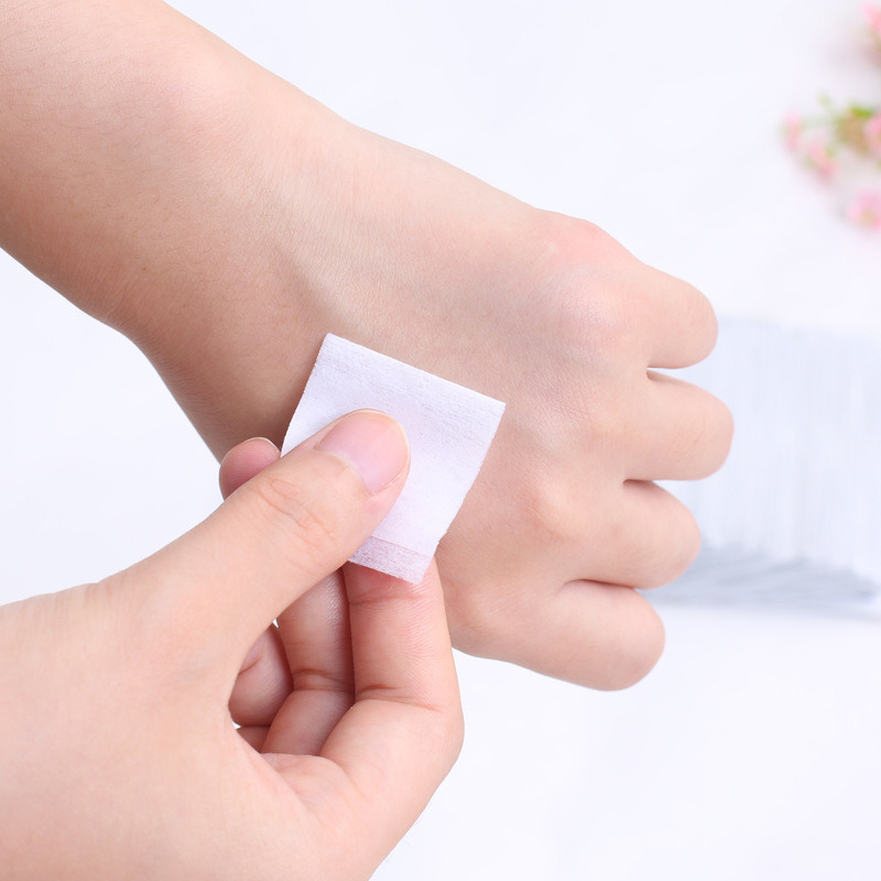 Lingettes d'écran de lentille directe de premiers secours de lingette éponge médicale de petit paquet