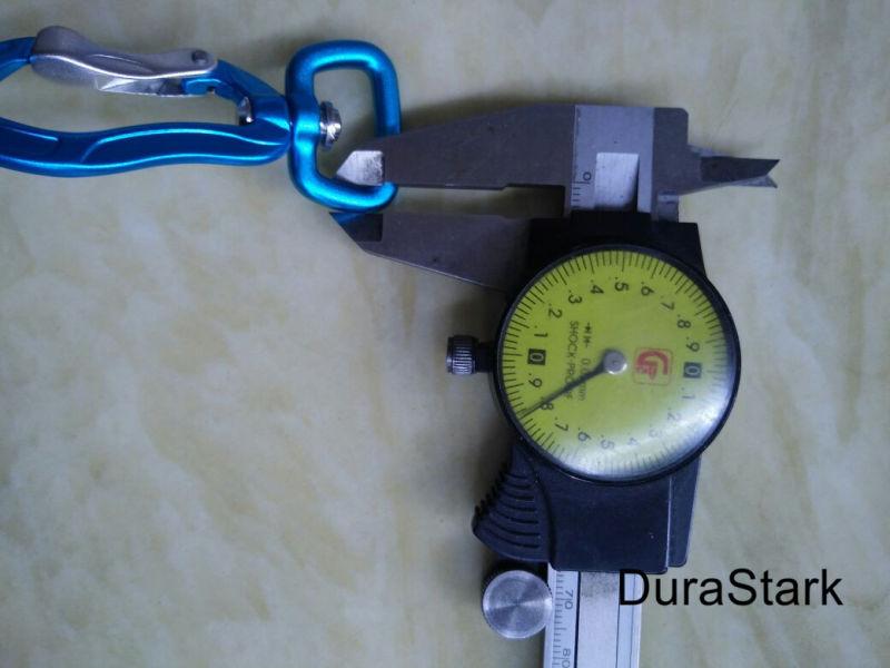 Aluminum Alloy Swivel Carabiner (DR-Z0270)
