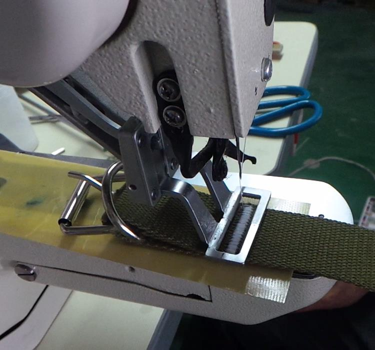 belt sewing machine