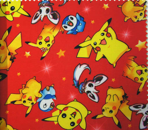 900d Printing Polyester Fabric with PU or PVC Coating