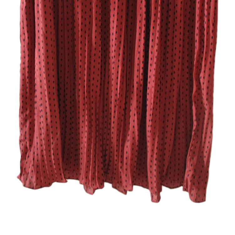 Customerized Poly Cotton Lady Dresses
