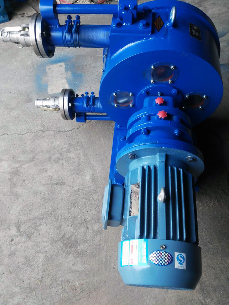 Peristaltic Pump for Concretes