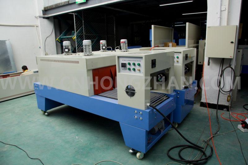 Sm6040 Shrinking Machine for Bottles Carton Film Shrink Wrap Packing