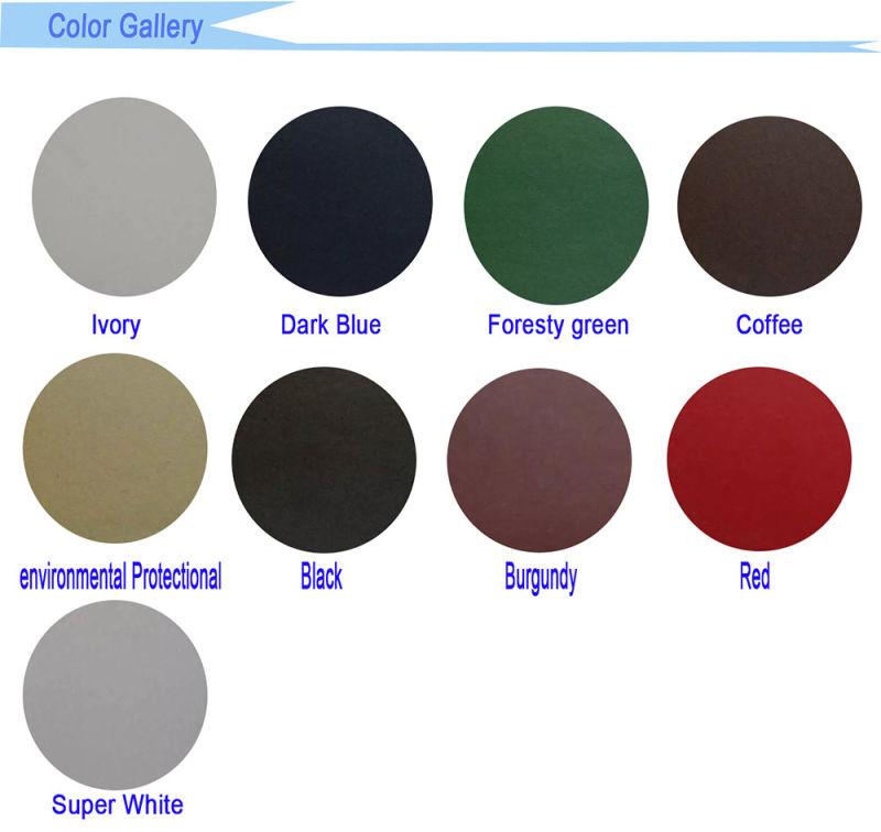 White Color Cardboard Pre-Printed Offset Cardboard Paper