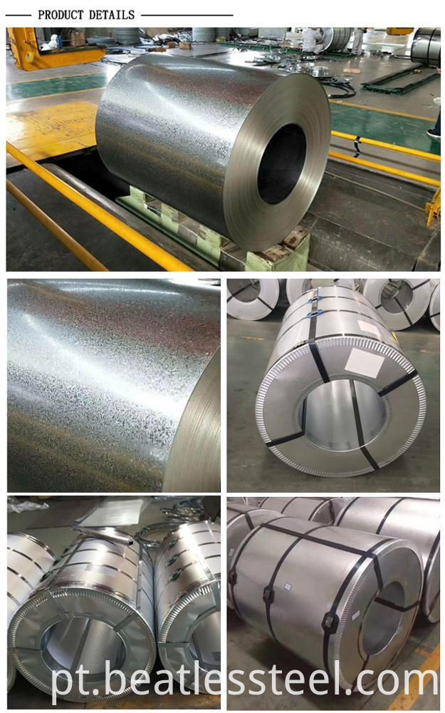 price hot dipped galvanized steel coil