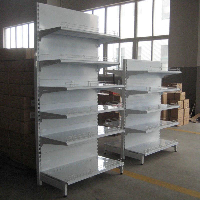 Good Price Beautiful Gondola Supermarket Rack / Store Shelf for Sale