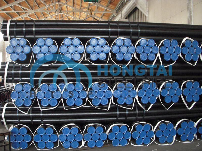 API Seamless Casing Pipe for Oil and Gas N80 L80